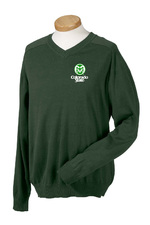 CSU Rams Green Men's Sweater